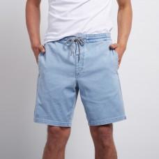 Pantalones Cortos Volcom Flare Short Azules