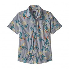 4d5b3a91a9 Camisa Patagonia Men s Go To Shirt Parrots Ghost Purple