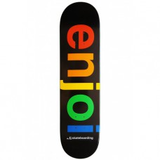 TABLA SKATE ENJOI SPECTRUM 8.2""