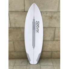 Tabla Surf Tactic Epoxy Carbono 6'0 (Big Nose)