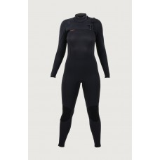 Traje Neopreno O'Neill Hyperfreak 4'3 Chest Zip Negro 2020