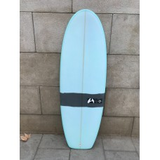 Tabla Surf Full & Cas I-OTR 5'2 Azul Gris