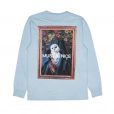 Camiseta Rip N Dip Mother Azul Celeste