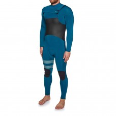 Traje Neopreno Hurley Advantage Plus 4'3 Azul 2019