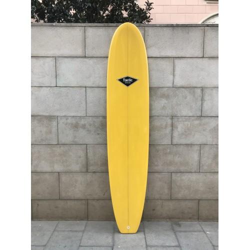 Tabla Surf Longboard Tactic 9'4 Amarilla