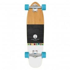 "Mini Longboard Completo Long Island Yatch 31.25"""