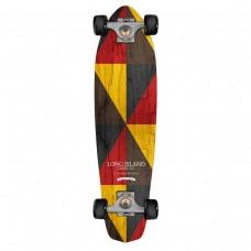 "Mini Longboard Completo Long Island Bermuda 28"""