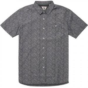 Camisa Manga Corta Vissla Boozer Eco Woven