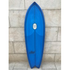 Tabla Surf Banana Shapes Fish N Banana Chips 5'7 Azul
