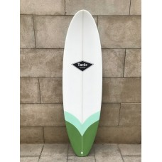 Tabla Surf Tactic Evolutiva 6'8 Verdes