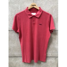 Polo Tactic Swallow Rojo