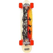 """Mini Longboard Completo Riviera Skateboards Scout 27"""""""