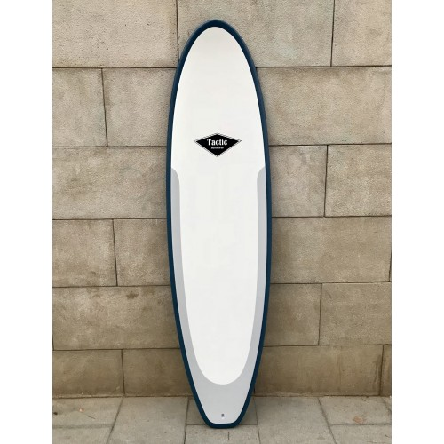 Tabla Surf Evolutiva Epoxy Tactic 7'2 Blanca Azul