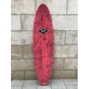 Tabla Surf Evolutiva Epoxy Tactic 6'8 Roja