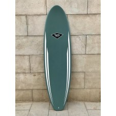 Tabla Surf Evolutiva Epoxy Tactic 7'2 Verde Oscura