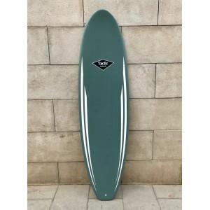 Tabla Surf Evolutiva Epoxy Tactic 7'2 Verde Oscura