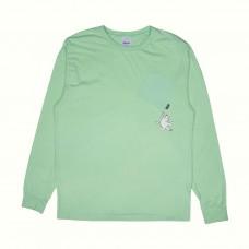 Camiseta Rip N Dip Hang in There Verde