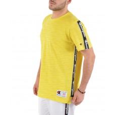 Camiseta Manga Corta Champion 212807 Amarilla