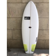 Tabla Surf Epoxy Soul Penn Ace Of Spades 5'8