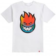 Camiseta Manga Corta Spitfire Bighead Tie Dye Fade
