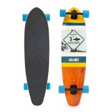 Longboard Completo Aloiki Crossing 36''
