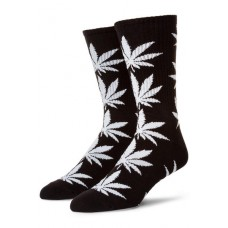 Calcetines HUF Plantlife Essentials Negros