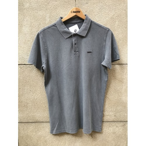 Polo Tactic Swallow Gris