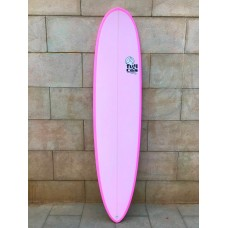 Tabla Surf Full & Cas Cyclone 8'1 Rosa