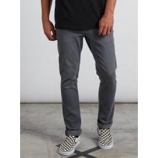 Pantalón Volcom Vorta Slim Fit Thrifter Grey Vintage