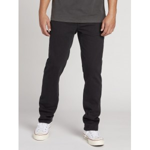 Pantalón Volcom Solver Vintage Negro