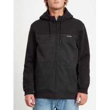 Sudadera Volcom Single Stone Div Heather Black