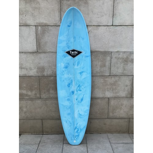 Tabla Surf Evolutiva Epoxy Tactic 6'8 Azul