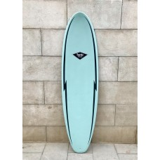Tabla Surf Evolutiva Epoxy Tactic 7'2 Turquesa