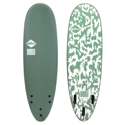 Tabla Surf Softech Bomber 6'10