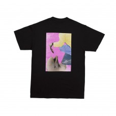 Camiseta Manga Corta Alltimers Fish Feed Negra