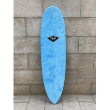 Tabla Surf Epoxy Tactic 7'0 Round Pin Azul