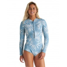 Traje Neopreno Billabong Salty Dayz Blue Palms 2MM
