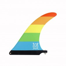 QUILLA DE SURF CAPTAIN FIN BROTHER'S MARSHALL SINGLE 8' RAINBOW