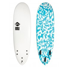 TABLA DE SURF SOFTECH BOMBER 5'10 BLANCA