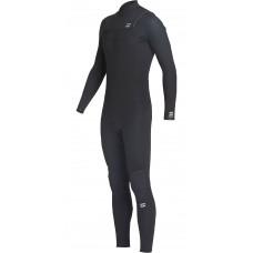Traje Neopreno Billabong Furnace Absolute Chest Zip 4'3 Negro 2020