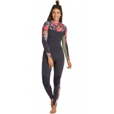 Traje Neopreno Billabong Salty Dayz 4'3 Chest Zip Tropical 2020