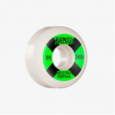 Ruedas Skate Bones 100S 4 V5 100,5 54MM