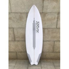 Tabla Surf Tactic Epoxy Carbono Fish 5'9