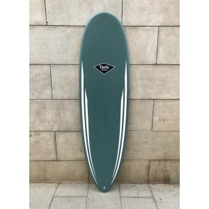 Tabla Surf Epoxy Tactic Scorpion 6'10 Verde Oscura