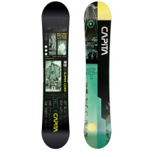 Tabla snowboard Capita Outerspaces Living 156