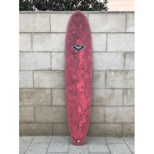 Tabla Surf Longboard Tactic 9'4 Roja