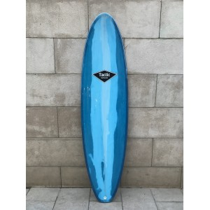 Tabla Surf Evolutiva Epoxy Tactic Azules 6'8