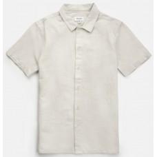 Camisa Manga Corta Rythm Classic Line Sand