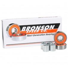 Rodamientos Bronson Speed Co. G2
