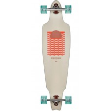 Camiseta Manga Larga Vans X Baker White